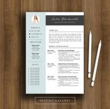 instant download resume u0026 letterhead the liz creative resume