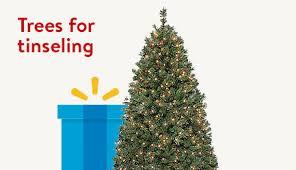 corner christmas tree christmas decorations walmart
