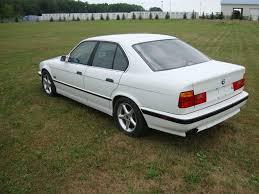 E34 Fs 1995 540i M Sport 6 Speed Alpine White