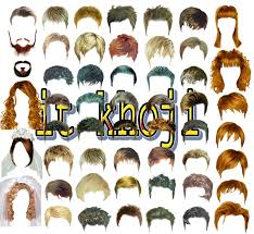 Hairstyle Generator For Men by Latest Stylish Hair Styles Psd Free Download For Men U0026 Women