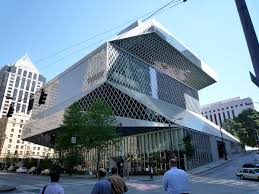 seattle public library wikipedia