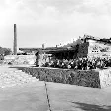 taliesin west in 1942 photograph by robert carroll may credit