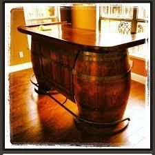 Wine Barrel Bar Table Wine Barrel Bar Unique U2013 Matt And Jentry Home Design
