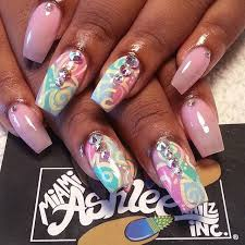 612 best abstract nails designs images on pinterest nail art