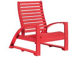 Adirondack Chairs Plastic C R Plastic St Tropez Adirondack Chair C30
