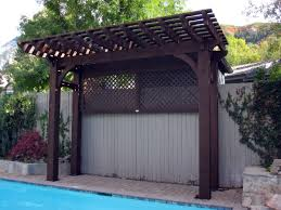 20 cool pool side shade pergolas pavilions u0026 arbors western