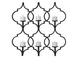 Joselyn Candle Wall Sconce Uttermost Alternative Wall Decor Zakaria Metal Candle Wall Sconce