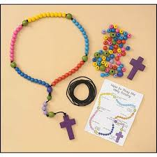 rosary for kids rosary craft for kids home design inspirations