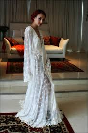 wedding sleepwear embroidered lace bridal robe lace wedding robe bridal