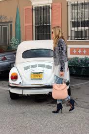pink punch buggy car slug bug devon rachel