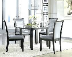 black dining room table chairs grey round dining table and chairs black kitchen tables captivating