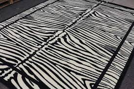 Black And White Zebra Area Rug Discount Rugs Cheap Area Rug Black And White Rugs 5x8 Zebra