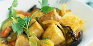colombo de poisson à l antillaise facile recette sur cuisine