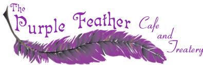 purple feather purple feather