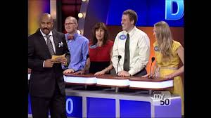 thanksgiving family feud questions rude game show contestant on family feud youtube