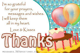 happy birthday wishes thank you thanks for the birthday wishes