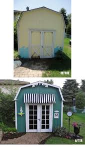 shed makeovers our favorite shed makeovers from backyards across the world