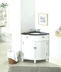 White Corner Bathroom Cabinet Small Corner Bathroom Sink Grey Corner Vanity Unit Wall Hung More