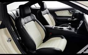 mustang gt 2015 interior 2015 ford mustang gt fastback 50 year limited edition interior