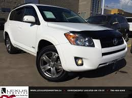 lexus dealer around me pre owned white 2012 toyota rav4 4wd i4 sport review athabasca