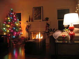 Christmas Decorating Ideas For Small Living Rooms Christmas Decorated Living Rooms Ideas Home Design Ideas
