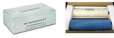 how to write an impression paper nip impression fujifilm prescale surface pressure distribution metso nip impression kit