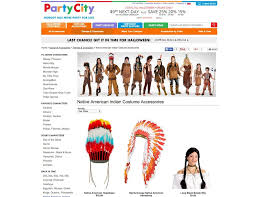 city costumes stereotypes in party city costumes draw flak