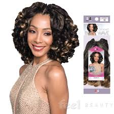 crochet weave with deep wave hairstyles for women over 50 bobbi boss forever nu series body wave crochet braid 14 crochet