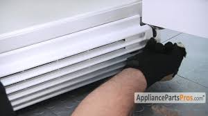 Door Stops Refrigerator Door Stop Bracket How To Replace Youtube