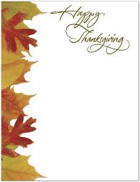 thanksgiving stationery thanksgiving letterhead d1236l b