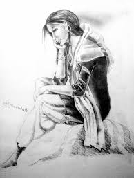 pencil for painting sketch painting pencil alone and sad alone beautiful