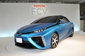 toyota 2015 toyota reveals exterior japan pricing of 2015 fuel cell vehicle