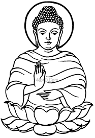 Budah Buddha Purnima Coloring Pages Buddha Purnima Top 20 Buddhist Coloring Pages
