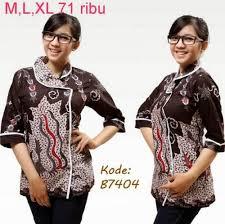 model baju atasan untuk orang gemuk 2015 model baju dan baju batik modern yang elegan dan gambar model baju batik kerja