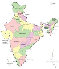 India World Map by India Map Resume Templates