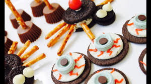 easy halloween recipe how to make 3 easy halloween snacks youtube