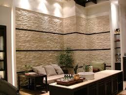 Wohnzimmer Design Tapete Awesome Stein Design Wohnzimmer Pictures House Design Ideas