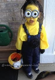 11 Year Old Boy Halloween Costume Ideas 4 Year Old Minion Costume Makes Shocking Neighborhood Appearance