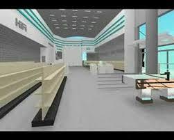 3d retail floor design youtube