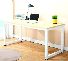 long computer desk for two extra long computer desk for two with desks sale thin office