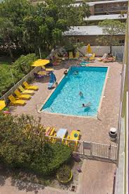 south beach condo hotel in treasure island florida