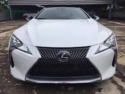 xe lexus viet nam lexus lc 500h 2018 đầu tiên đã về