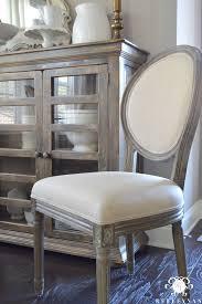 linen chairs neutral breakfast nook with world market linen back