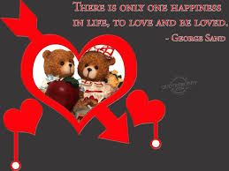 Quote About Happiness And Love by About Life And Happiness And Love