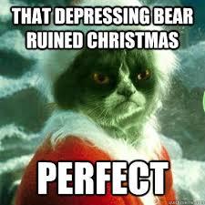 Grumpy Cat Christmas Memes - grumpy cat christmas memes christmas cards