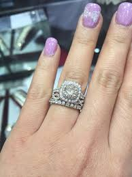 my wedding ring stacked rings engagement search stacked ring