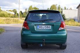 chevrolet kalos 1 4 sx 5d ac hatchback 2005 used vehicle nettiauto