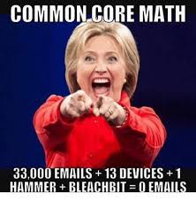 Common Memes - common core math 33000 emails 13 devices 1 hammer bleachbit o emails