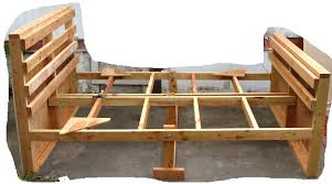 king size bed frame with storage plans bed size storage bed plans