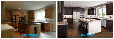 interior designer kitchen kitchen before and after transformation a design connection inc